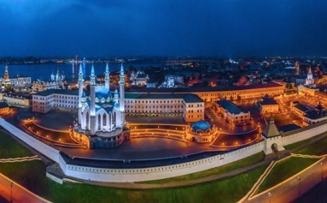 Казань - краса Востока: 09-13 июня 2018г.