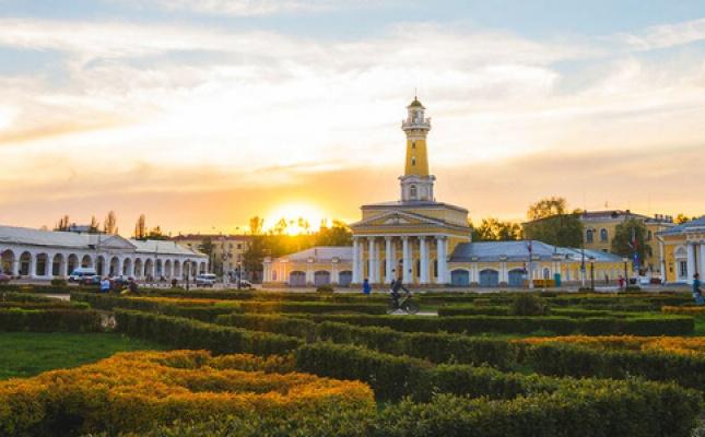 Обзорная экскурсия по Костроме