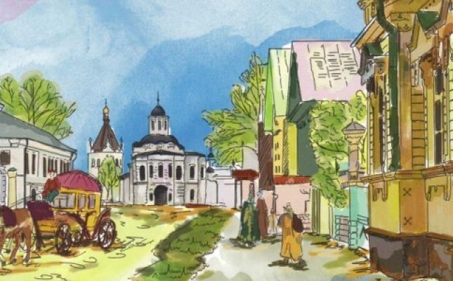 Экскурсии по Костроме