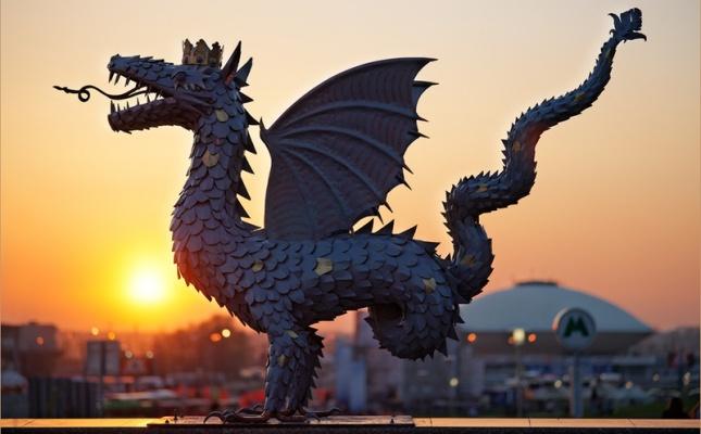 Казань тысячелетняя: июль, август 2018