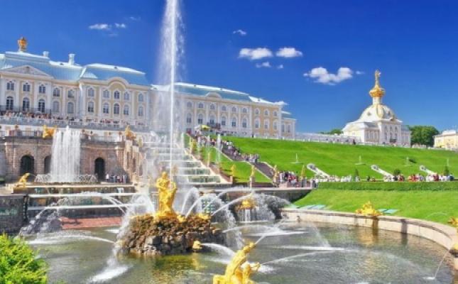 Cанкт-Петербург: майские праздники 28.04-02.05.18